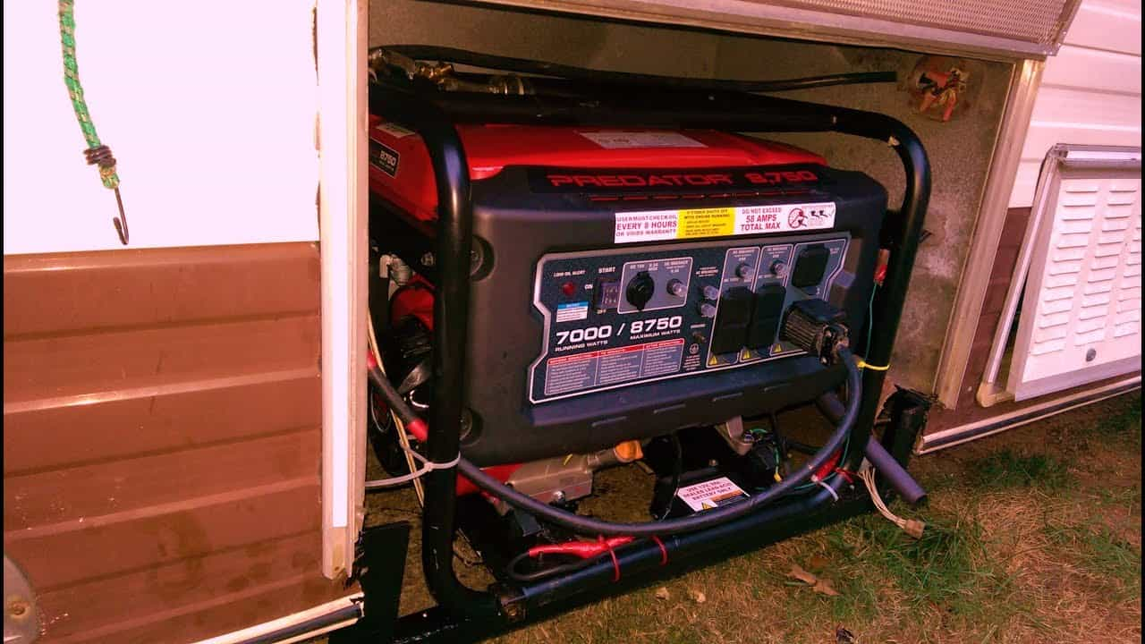 RV Camper Awning Repair in Jacksonville FL